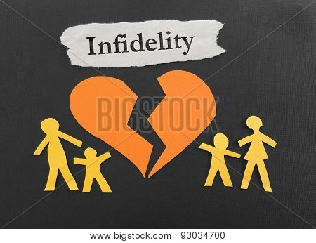 Infidelity Family