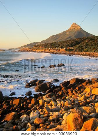 Lion's Head Mountain Wave (vertical)