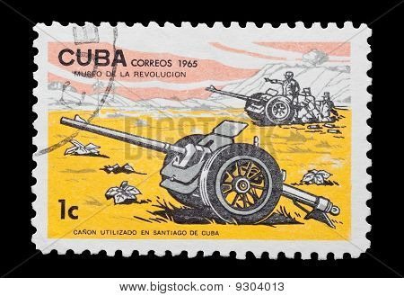 Cuban Artillery