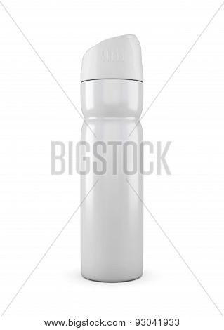 Closed Aerosol Spray Metal Bottle Can