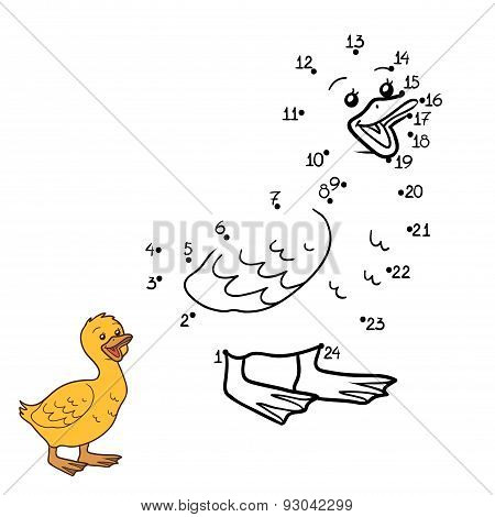 Numbers Game (goose, Chick)
