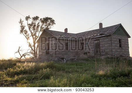 Abandonded Farm