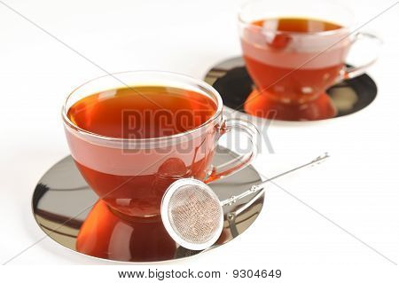 Healthy Red Bush Tea From South Africa