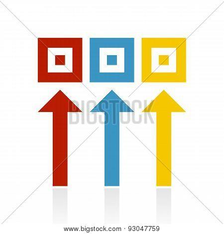 Color Shipping Icon
