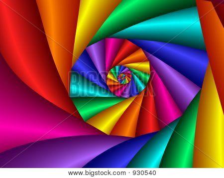 The Rainbow Spiral
