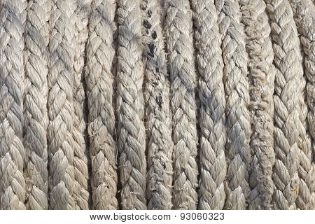 Fastening System On A Sailboat
