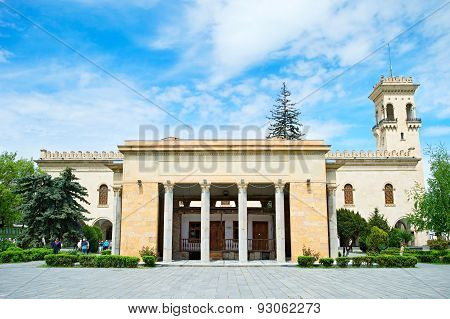 Stalin Museum. Gori, Georgia