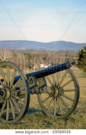 Cannon at Antietam National Battlefield
