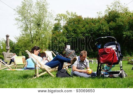 Park Resting