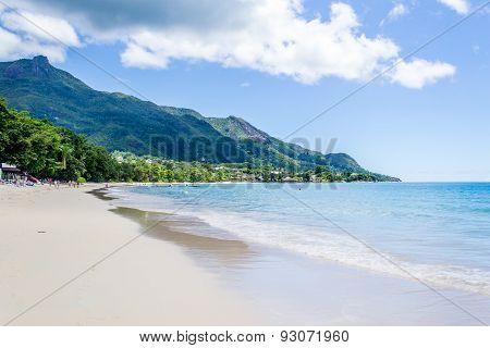 Beau Vallon Beach - Mahe - Seychelles