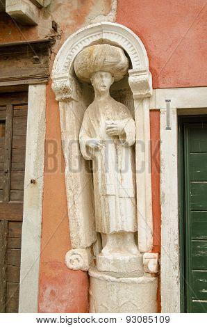 Arab Statue, Venice