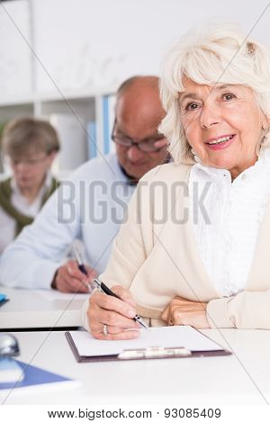 Writing An Exam At University
