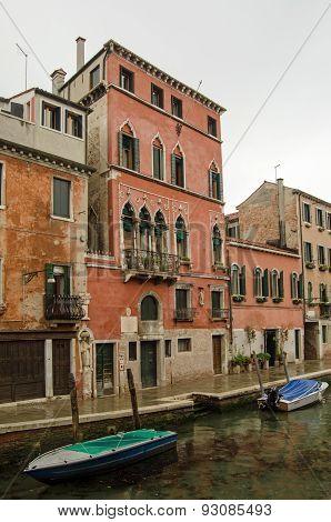 Artist Tintoretto Historic Home