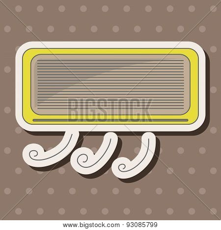 Air Conditioner Theme Elements