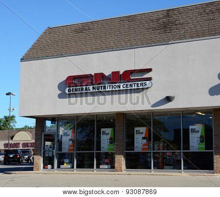 Gnc West Ann Arbor Store