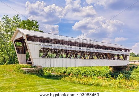 Johnston Covered Bridge
