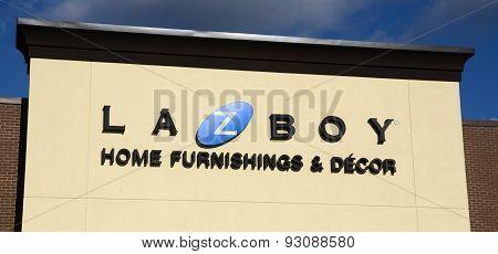 La-z-boy Store Logo