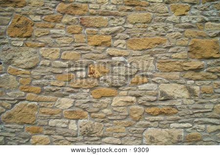 Scottish Castle Wall