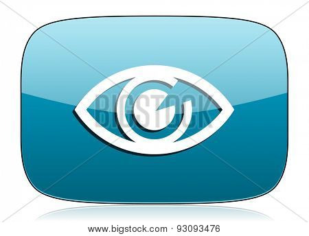 eye icon view sign