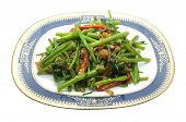 pic of glory  - Stir Fried Water Spinach - JPG
