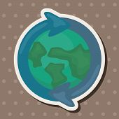 foto of environmental protection  - Environmental Protection Concept Theme Elements - JPG