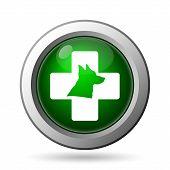 image of veterinary  - Veterinary icon - JPG