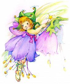 pic of fairy  - Cute girl - JPG