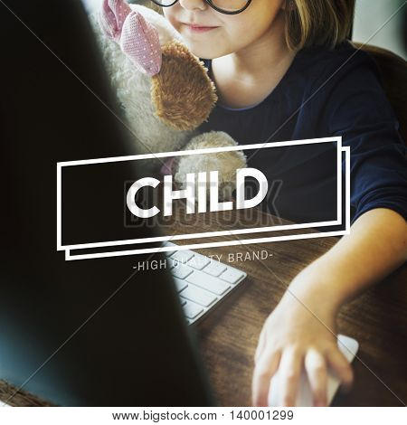 Child Children Adolescence Generation Offspring Concept