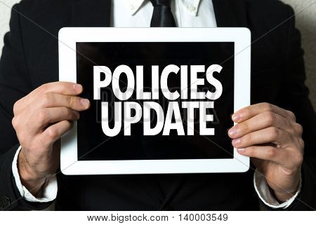 Policies Update