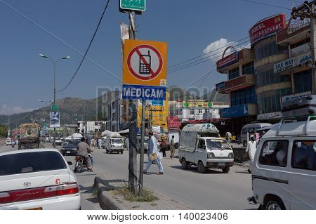 Abbottabad, last home of al-Qaeda leader Osama Bin Laden