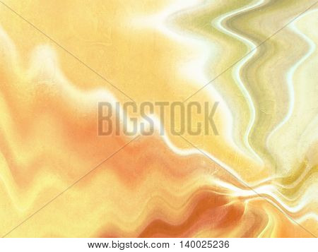 Abstract colorful background in soft warm watercolor