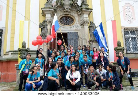 World Youth Day 2016 In Trzebnica