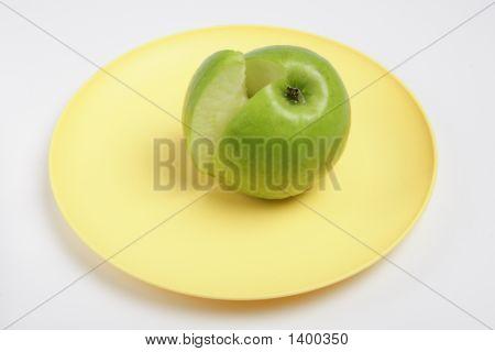 Segment Of An Apple