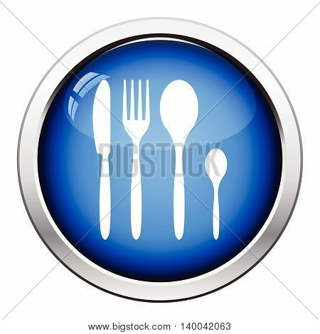 Silverware Set Icon