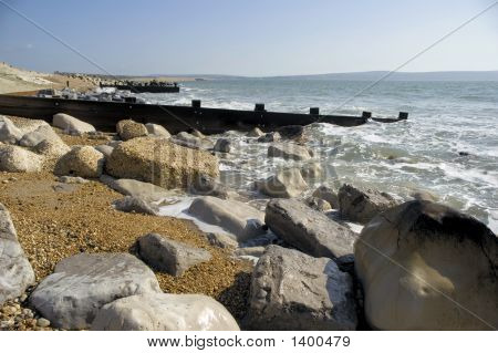 Large Stone Beach