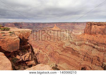 Green River Canyon, Canyonlands National Park, Utah