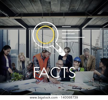 Facts Research Results Knowledge Discovery Concept