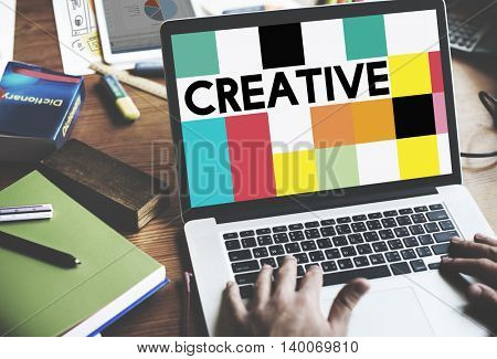 Creative ideas Imagination Innovation Inspiration Concept