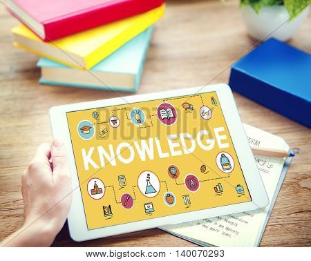 Academic Knowledge Improvement Class Experiament Concept
