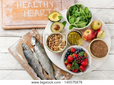Best Foods For Healthy Heart.