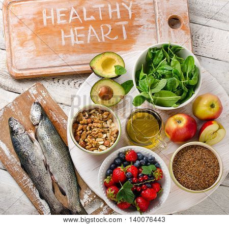 Best Food For Healthy Heart.