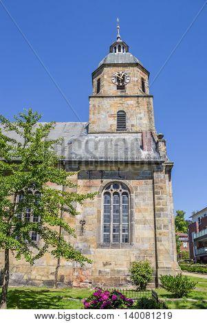 Reformed Protestant Church Of Bad Bentheim