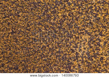 Background of the surface of the metal plate