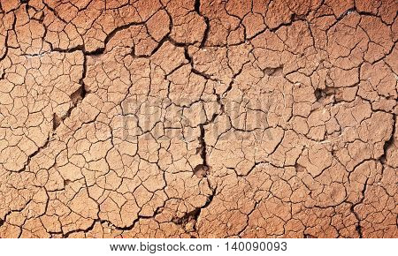 Drought  The Ground Cracks