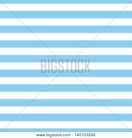 Tile pattern with blue and white stripes background