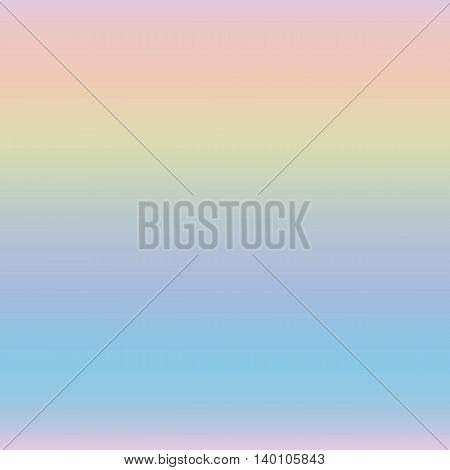 Holographic background. Modern trendy hologramic background. Cool simply illustration.