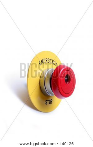 Emergency Stop Button Switch