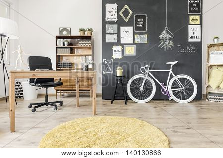 Home Space Of A Bike Lover