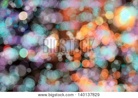 an image of blurred light