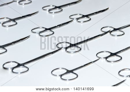 Steel Manicure Scissors